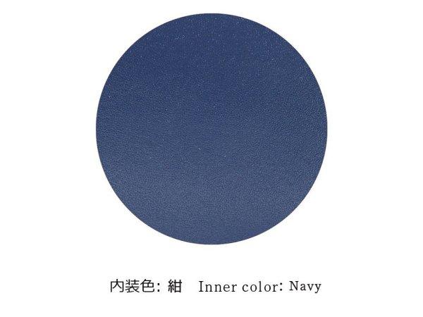 画像5: アポロン<ブルー> ぐるっとファスナーの長財布