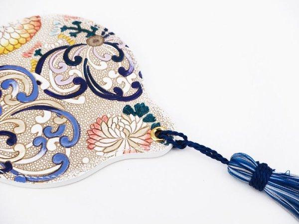 画像3: 乱菊<青紫> 手鏡