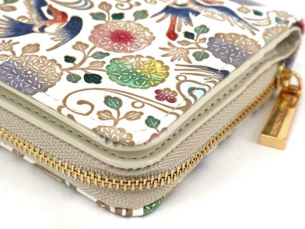 画像3: 花鳥 ぐるっとファスナーのお財布[n]