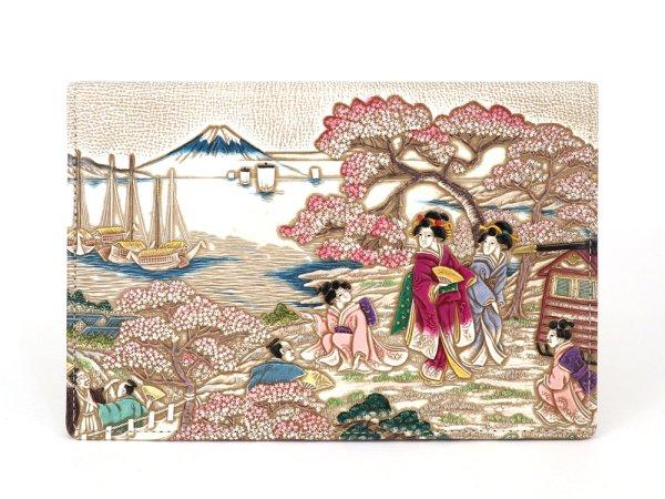 画像1: 浮世絵 御殿山 パーソナルホルダー[n][t]