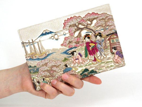 画像4: 浮世絵 御殿山 パーソナルホルダー[n][t]