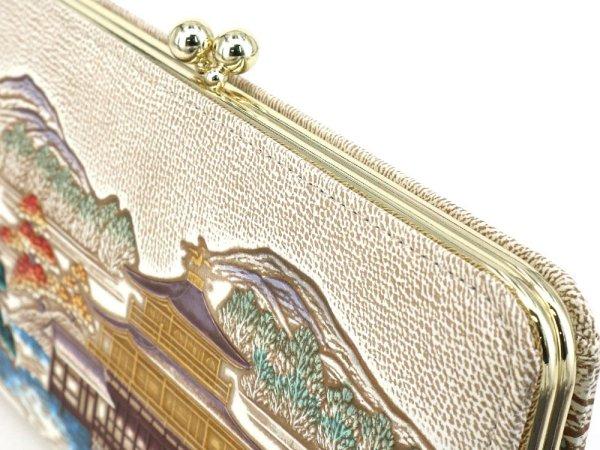 画像3: 浮世絵 金閣寺 がま口長財布[n][t]