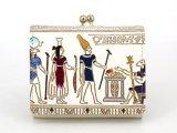 エジプトNo.3 三つ折りミニ財布[n][t]