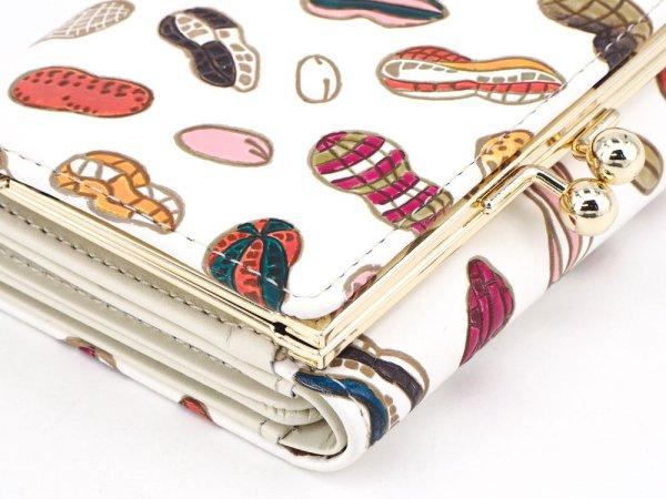 画像4: ピーナッツ 三つ折りミニ財布[n][t]