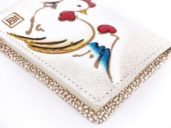 画像3: 【干支財布】さいさき鳥 箱まち小銭入れ