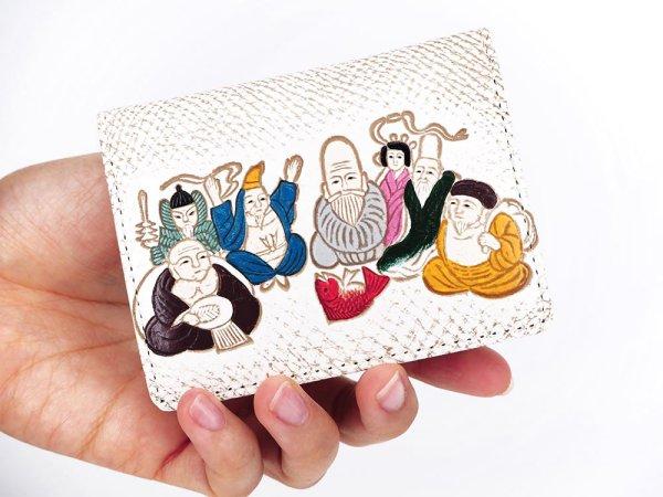 画像4: 七福神 箱まち小銭入れ