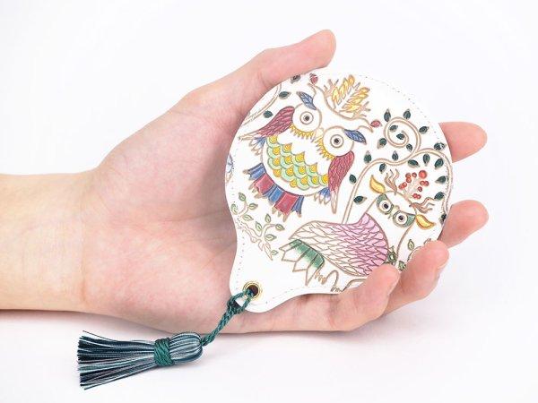 画像4: ふくろう 手鏡