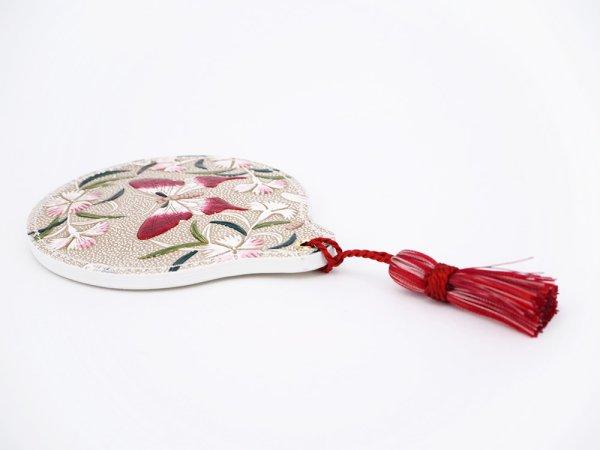 画像2: 撫子 手鏡