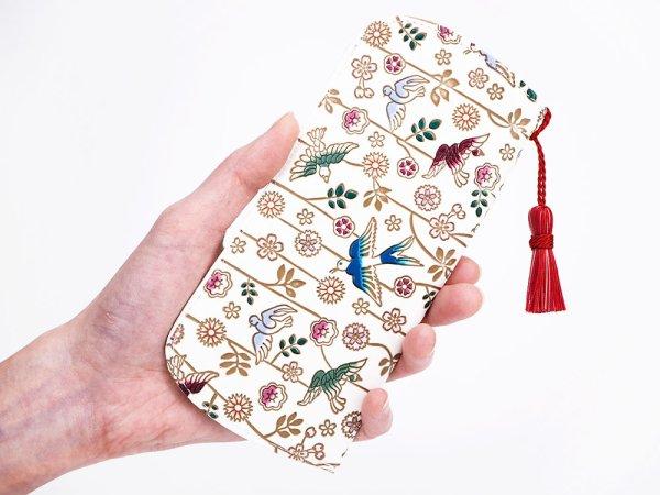画像4: 枝垂れ花鳥 メガネケース