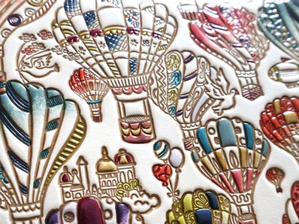 画像5: 【限定アイテム】気球 がま口長財布[n][t]