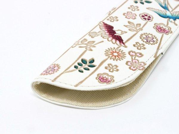 画像4: 枝垂れ花鳥 扇子袋