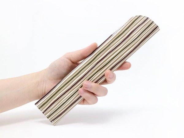 画像5: 矢鱈縞 扇子袋