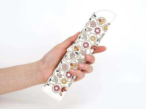 画像5: 金唐小花 扇子袋