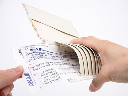 日本製 パスポートケース